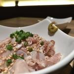 九州博多料理 なべ音 - 酢もつ