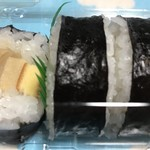 磯寿司 - 定番の巻き寿司