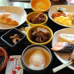 高山桜庵 - 料理写真:朝食バイキング
