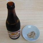華鈴 - ビール(中瓶)(キリン)(500円)(2008/03/24)