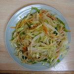華鈴 - 炒炸卒(野菜炒め)(850円)(2008/03/24)