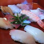 両國鮨 - 料理写真:特上寿司