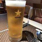 ビストロ ファンベック マサミ - 生ビール