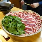柳家錦 - ヒグマのバラ肉登場