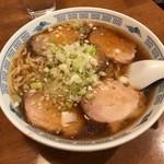 蘭燈園 - 料理写真:叉焼麺