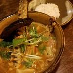 ソウルストア - チキンと野菜のカリー 1050円