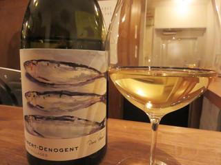 酒場 みんなの黄ちゃん - Domaine Robert-Denogent Macon-Villages Les Sardines