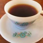 コムヒー - コーヒーも美味しい!
