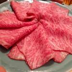 76895893 - 京都牛のすき焼き肉