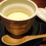今彩 - フォアグラのコンソメロワイヤル洋風茶碗蒸し