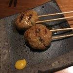 Tosaka-na Dining Gosso - 自家製つくね(200円)