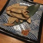 Tosaka-na Dining Gosso - ごぼう揚げ(490円)