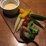 Tosaka-na Dining Gosso - お通し