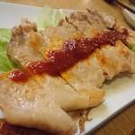 ゆきの - アグー豚ステーキ
