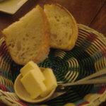 タケハーナ - 自家製のパン&バター