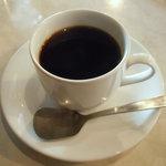 Cave Bar 紅梅河岸 - 「ビーフステーキ」コーヒー