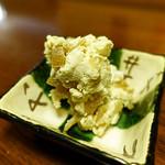 芳とも庵 - 奈良漬けクリームチーズ