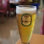 カンナ - ドリンク写真:綾の地ビール(ケルシュ)