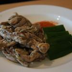 カンナ - 鶏せせり香草焼