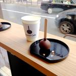 ボンヌカフェ - ほうじ茶 ¥580 (税込)