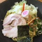 76902008 - ピリ辛野菜つけ麺  アップ