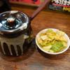 金澤濃厚中華そば 神仙 - 料理写真:キャベツキムチ