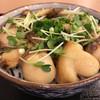 青森きっちんPOPE - 料理写真:青森県産あわびのステーキ丼