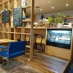 カフェ六月園 - (2017年11月 訪問)店内は明るく、清潔感があり居心地が良かったです。