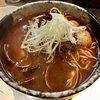 麺匠 呉屋 - 料理写真:「浅蜊辛そば」(880円)