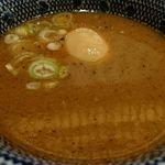 76906471 - つけ麺のスープ