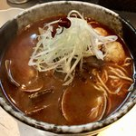 麺匠 呉屋 - 「浅蜊辛そば」(880円)