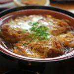 フィオーレ - カツ鍋定食