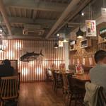 長州酒場 魚有 - 内観