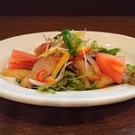 マルベリー - 鮮魚のカルパッチョ