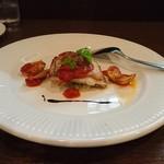 マルベリー - 太刀魚のアサリトマトソース