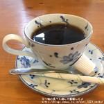 カフェ ストロベリーフィールド - ランチ:ホットコーヒー