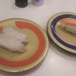 はま寿司 - 本ずわいがに握り 150円(税別)♪