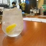グリドルキッチンMORISHIN - レモンサワー