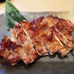 76912383 - 香鶏(かおりどり)もも肉のグリル