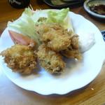 久六 - 牡蠣フライ