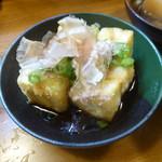 久六 - 揚げ出し豆腐