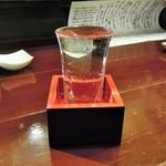 アジト - 冷酒(八海山)