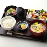 FUMUROYA CAFE  - ふやき御汁弁当