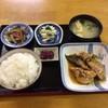 Akebonoshokudou - 料理写真:ぶりあら煮定食