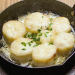 長芋チーズの窯焼き