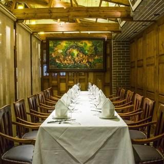 VIPルームや様々なタイプの個室のご用意がございます。