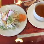 インドレストランミルチ - 料理写真: