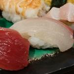 寿司処 雅 - にぎりの図