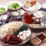 紅花別館 - 鉄板焼きコース【ハワイ】