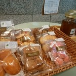 カフェガーデンさら - 焼き菓子やシロップも売ってます。